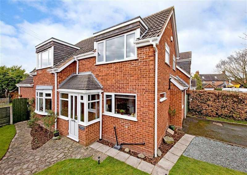 4 Bedrooms Detached House for sale in 1, Frog Lane, Wheaton Aston, Stafford, South Staffordshire, ST19