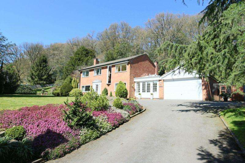 4 Bedrooms Detached House for sale in The Dale, Ashley, Market Drayton