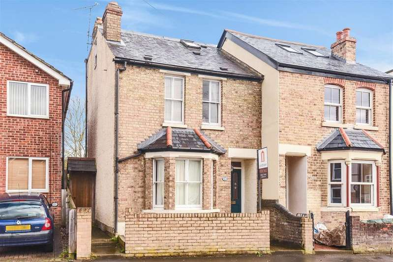 3 Bedrooms Semi Detached House for sale in Marston Road, Oxford