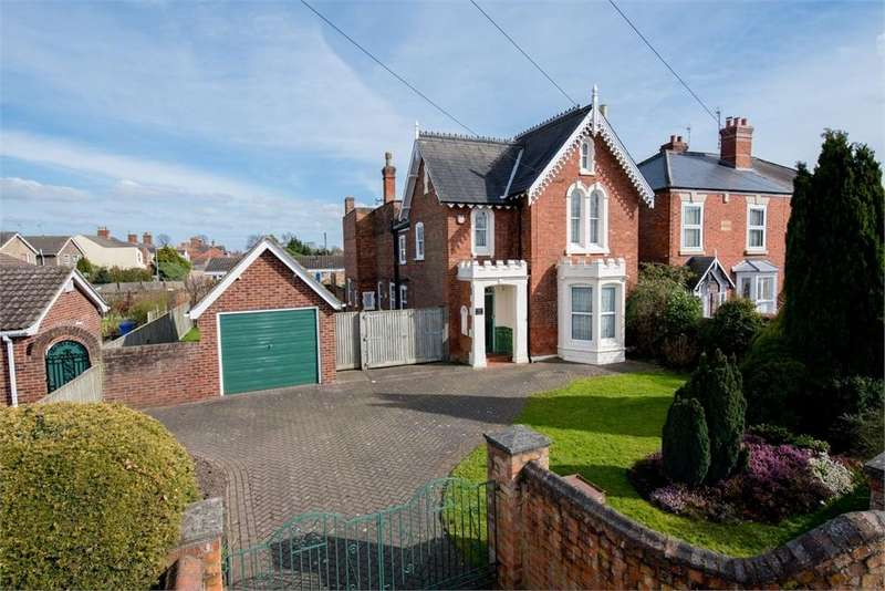 4 Bedrooms Detached House for sale in Carlton Road, Boston, Lincolnshire