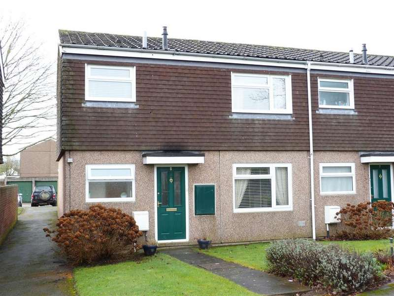 3 Bedrooms Semi Detached House for sale in Mayne Avenue, Putson, Hereford, HR2