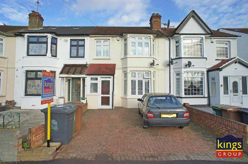 3 Bedrooms Terraced House for sale in Marmion Close, London