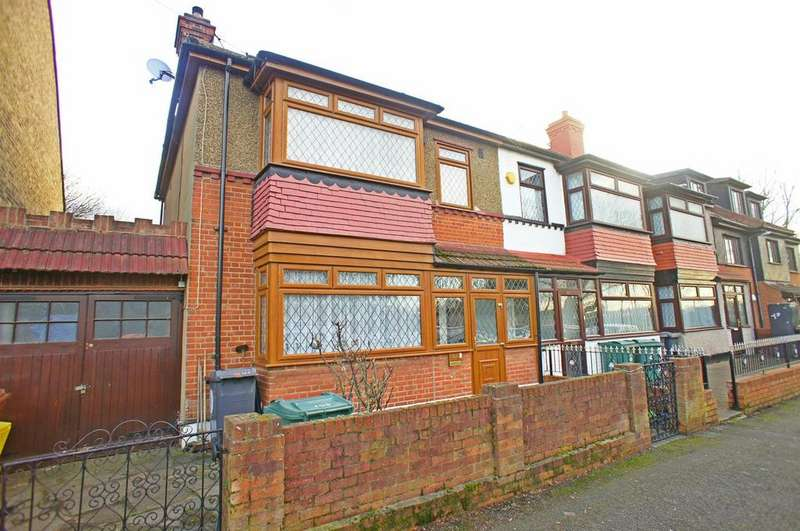 3 Bedrooms End Of Terrace House for sale in Cavendish Road, London