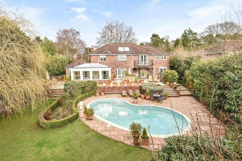 4 Bedrooms Detached House for sale in Curdridge, Hampshire
