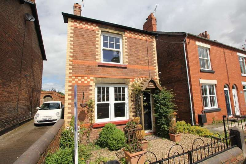 Barn Conversion Character Property for rent in Village Road, Northop Hall
