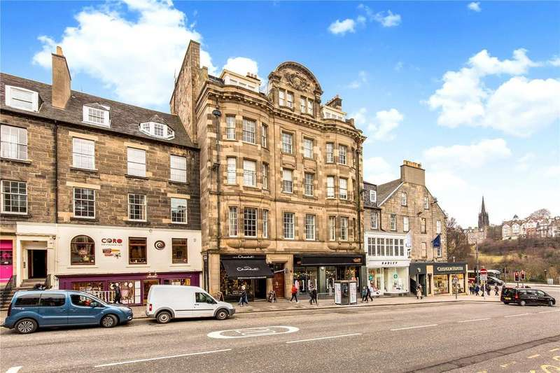2 Bedrooms Flat for sale in 7/5 Frederick Street, New Town, Edinburgh, EH2