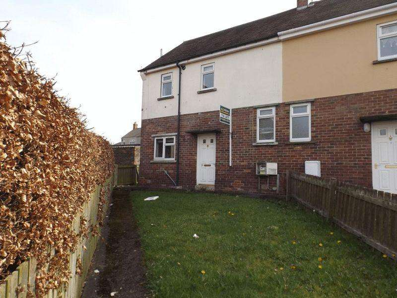 2 Bedrooms Semi Detached House for rent in Bishops Meadow, Bedlington, Two Bedroom Semi Detached House