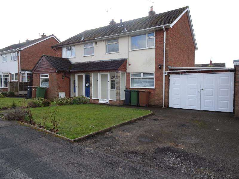 3 Bedrooms Semi Detached House for rent in Wheat Hill, Orchard Hills, Walsall, WS5 3DB