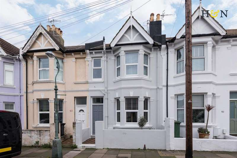 3 Bedrooms House for sale in Mortimer Road, Hove