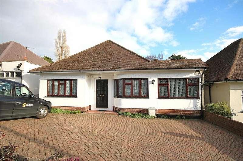 3 Bedrooms Detached House for sale in Oak Avenue, Western Enfield