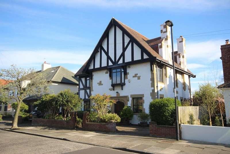 4 Bedrooms Detached House for sale in Tudor House, Brierdene Crescent, Brierdene, Whitley Bay, NE26
