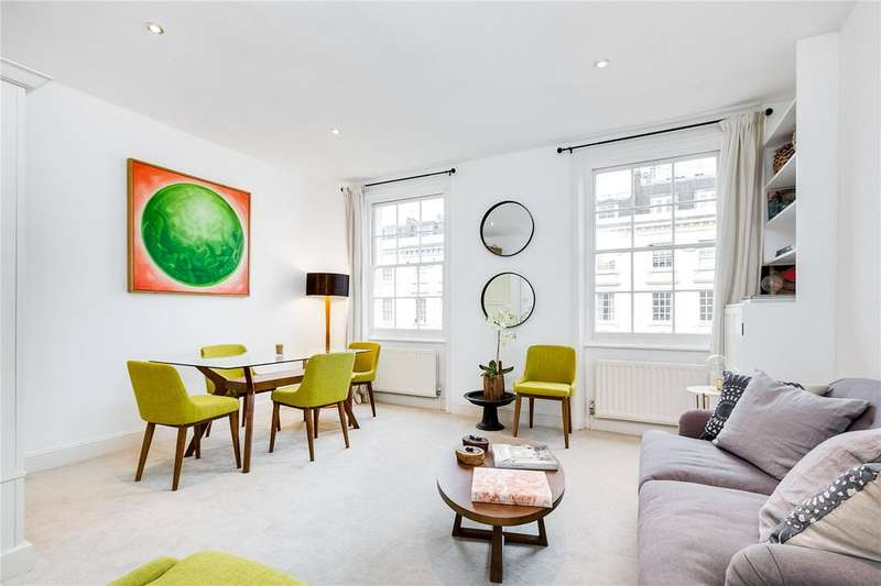 1 Bedroom Flat for sale in Sutherland Street, Pimlico, London