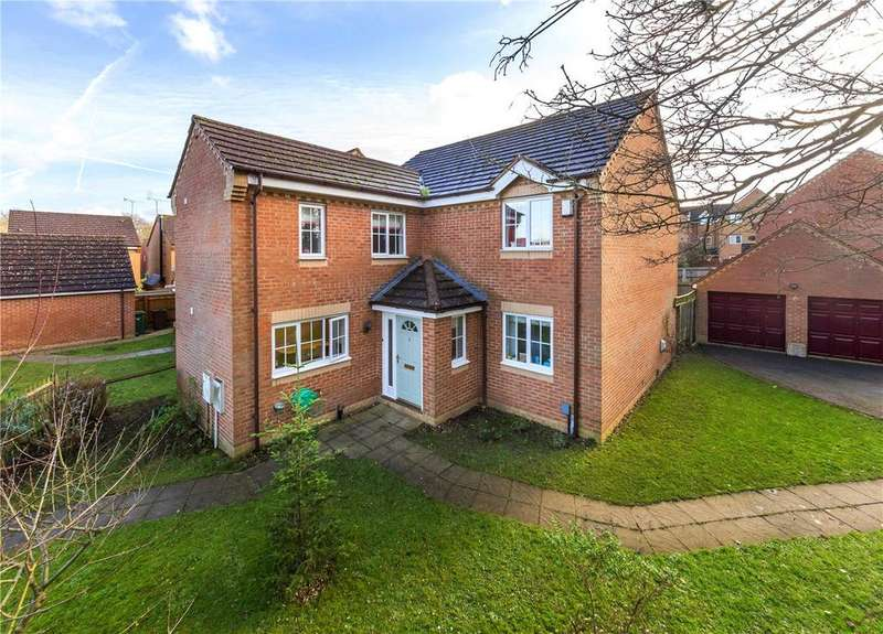 4 Bedrooms Detached House for rent in Kay Walk, St. Albans, Hertfordshire
