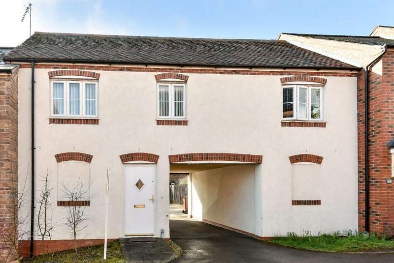 2 Bedrooms House for sale in Thyme Close, Banbury, OX16