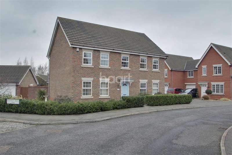 4 Bedrooms Detached House for rent in Manning Road, BurySt Edmunds