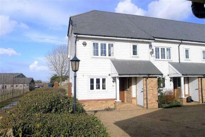 4 Bedrooms Terraced House for sale in Russett Farm, Rainham