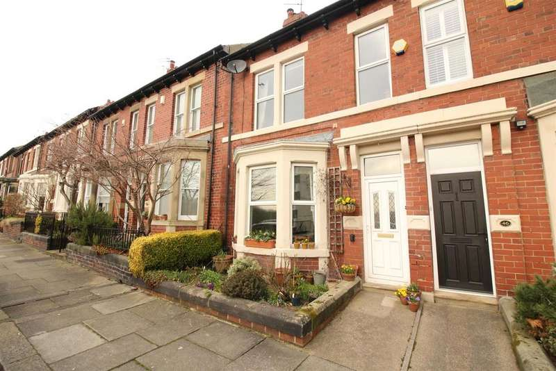 2 Bedrooms Terraced House for sale in Lansdowne Gardens, Newcastle Upon Tyne