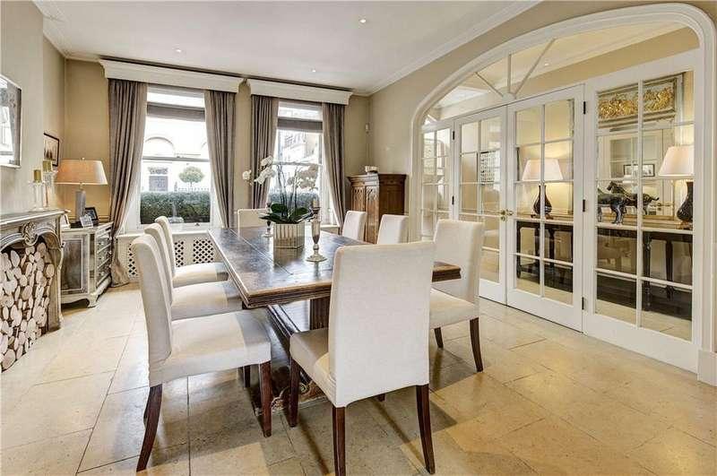 6 Bedrooms Terraced House for sale in Chapel Street, Belgravia, London, SW1X