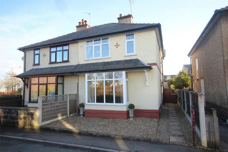 3 Bedrooms Semi Detached House for sale in Parkside, Buckley, Flintshire