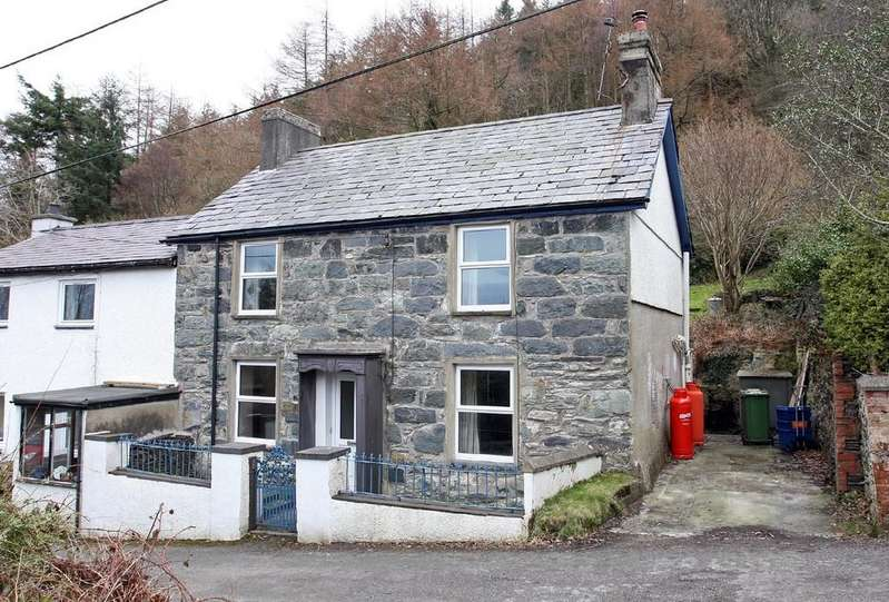 3 Bedrooms End Of Terrace House for sale in Rhes Jams, Bethesda, North Wales