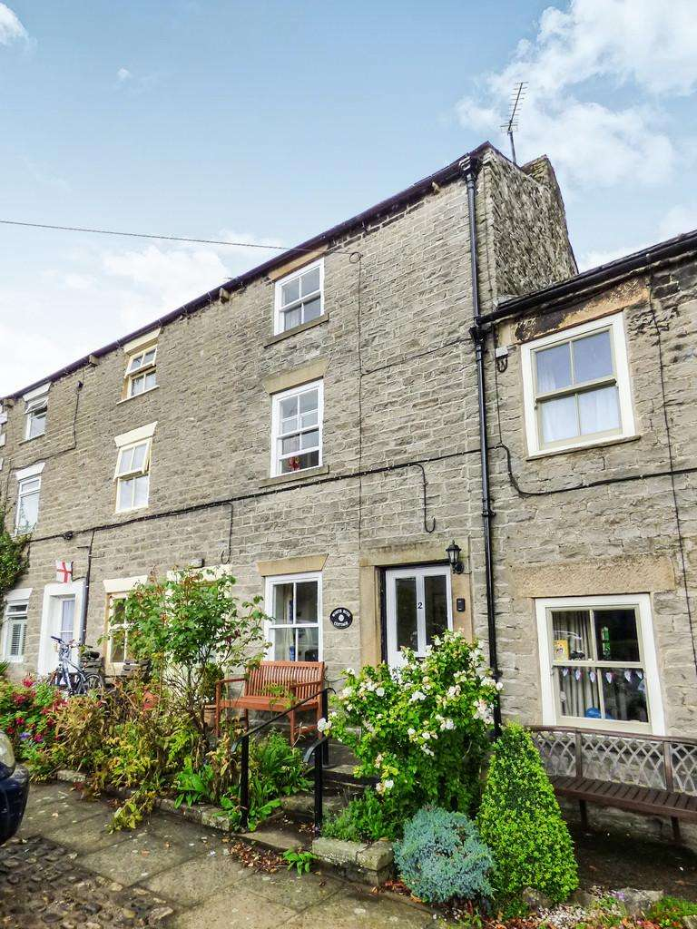 2 Bedrooms Terraced House for sale in White Rose, 2 Neville Cottages, Middleham