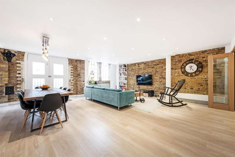 2 Bedrooms Flat for sale in Galaxy House, Shoreditch EC2A