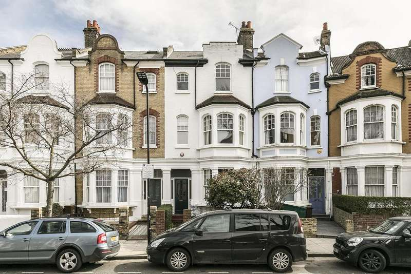 4 Bedrooms Terraced House for sale in Burma Road, London, N16