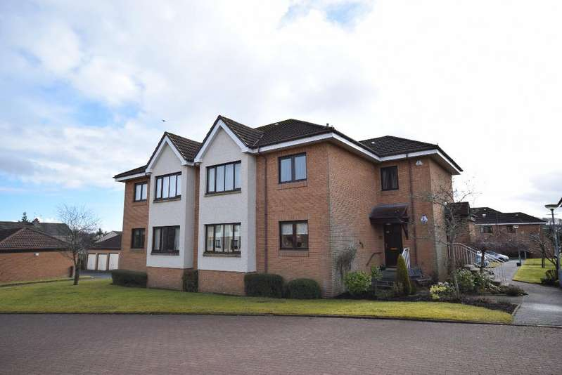 2 Bedrooms Flat for sale in Fairfield Drive , Clarkston , Glasgow, G76 7YH