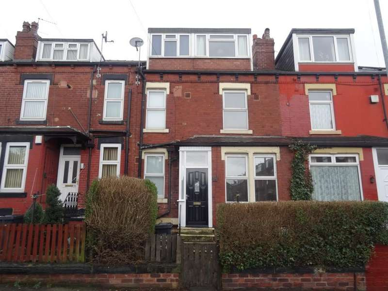 3 Bedrooms Terraced House for sale in Strathmore Terrace - Harehills