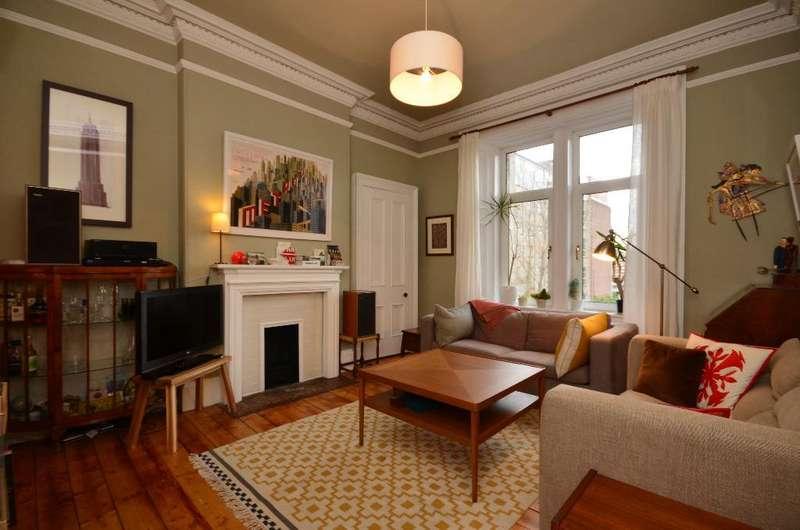 1 Bedroom Flat for sale in West Graham Street , Flat 1/1, Garnethill, Glasgow, G4 9LL