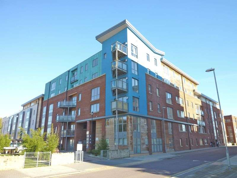 2 Bedrooms Property for sale in Ratcliffe Court, Chimney Steps, Temple Quay, Bristol