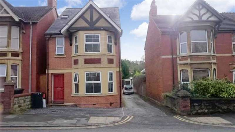 4 Bedrooms Detached House for sale in Kingshill Road, Old Town, Swindon