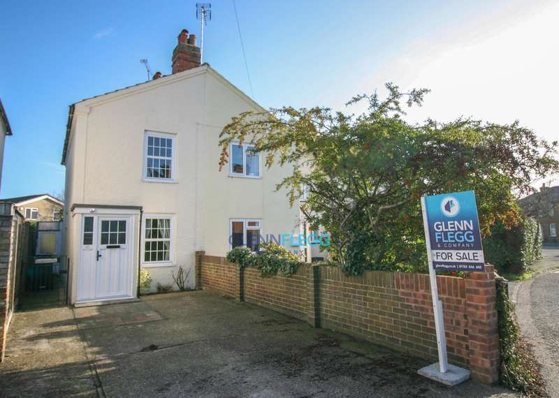 3 Bedrooms Semi Detached House for sale in Fairfield Road, Burnham, Slough