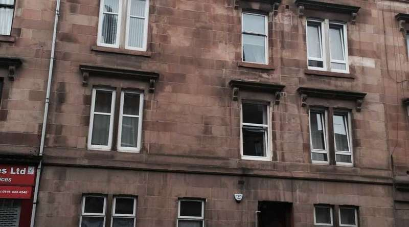 1 Bedroom Apartment Flat for sale in Allison Street, Glasgow
