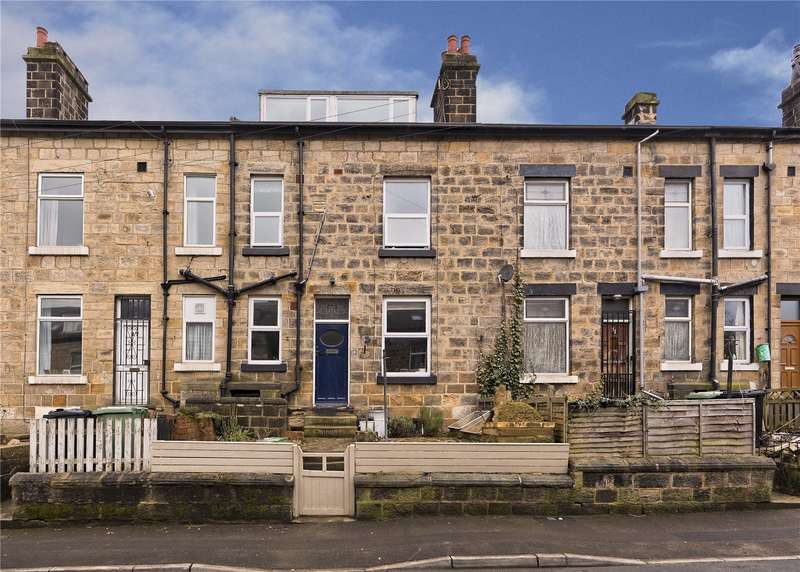 3 Bedrooms Terraced House for sale in Wellington Terrace, Leeds, West Yorkshire, LS13