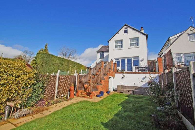 3 Bedrooms Property for sale in Birchfield Road Webheath, Redditch