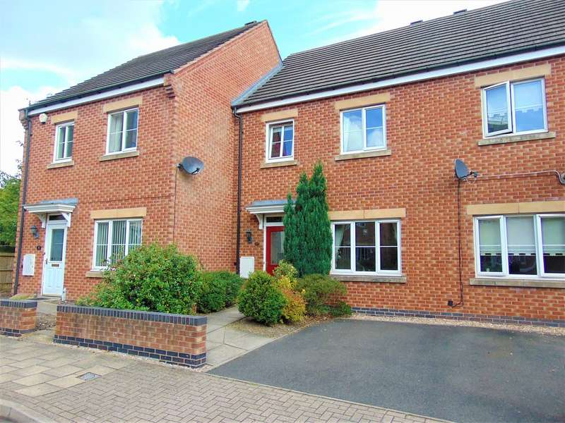3 Bedrooms Terraced House for sale in Impey Road, Northfield B31