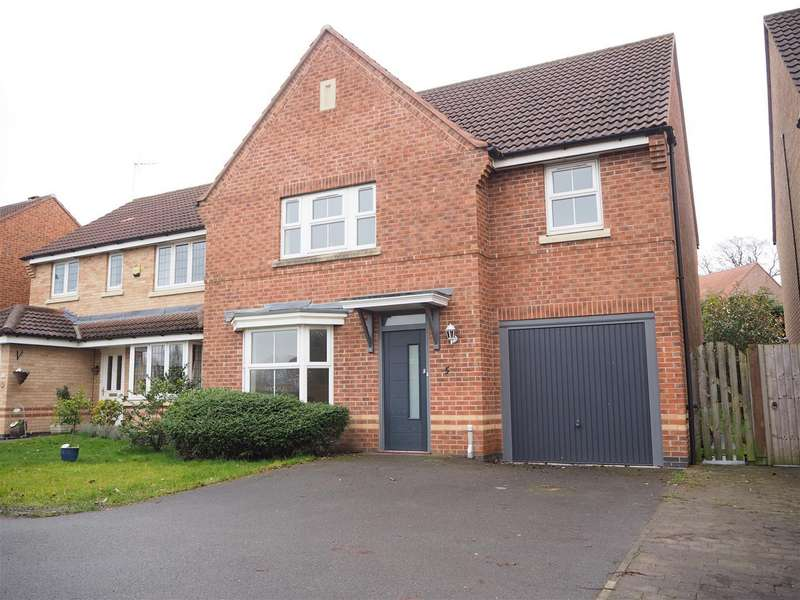 4 Bedrooms Property for sale in Williams Lane, Fernwood, Newark