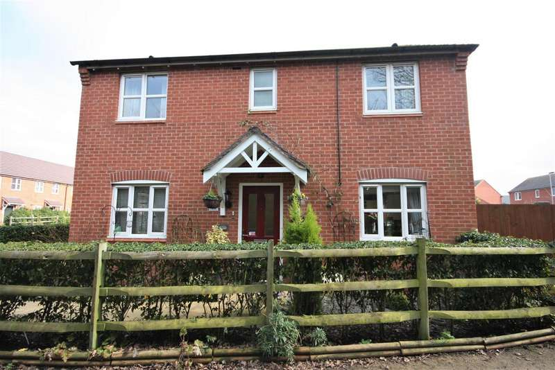 3 Bedrooms Property for sale in Horseshoe Close, Ibstock