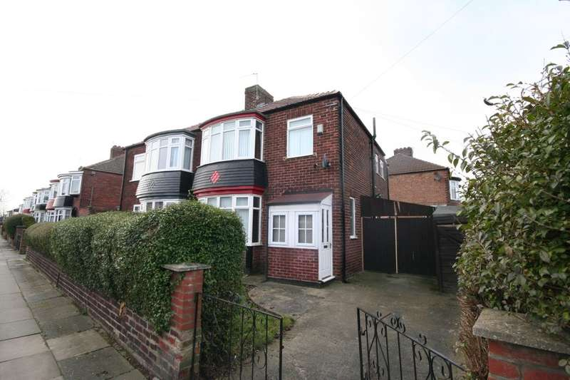 3 Bedrooms Semi Detached House for sale in Southwell Road, Middlesbrough, TS5