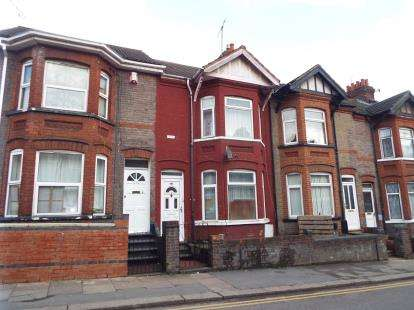 3 Bedrooms Terraced House for sale in Ashburnham Road, Luton, Bedfordshire