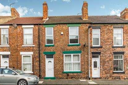 2 Bedrooms Terraced House for sale in Shildon Street, Darlington, County Durham, Darlington