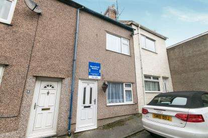 2 Bedrooms Terraced House for sale in Caradog Road, Llandudno Junction, Conwy, North Wales, LL31