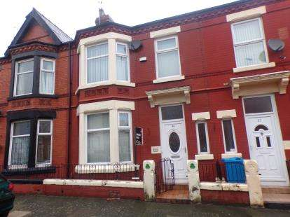 3 Bedrooms Terraced House for sale in Hampstead Road, Liverpool, Merseyside, L6
