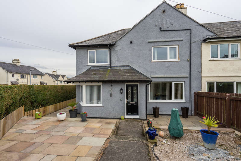 3 Bedrooms Semi Detached House for sale in 2 Long Close, Kendal, Cumbria LA9 5LZ