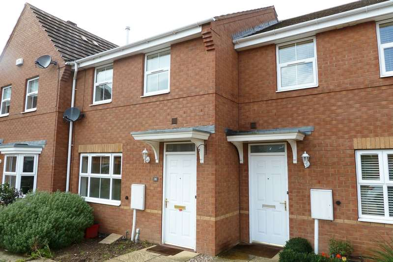 3 Bedrooms Terraced House for rent in Banquo Approach, Warwick Gates