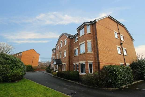 2 Bedrooms Ground Flat for sale in Chelsfield Grove, Chorlton, Greater Manchester, M21 7BD