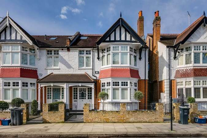 5 Bedrooms Semi Detached House for sale in Pleydell Avenue, Stamford Brook