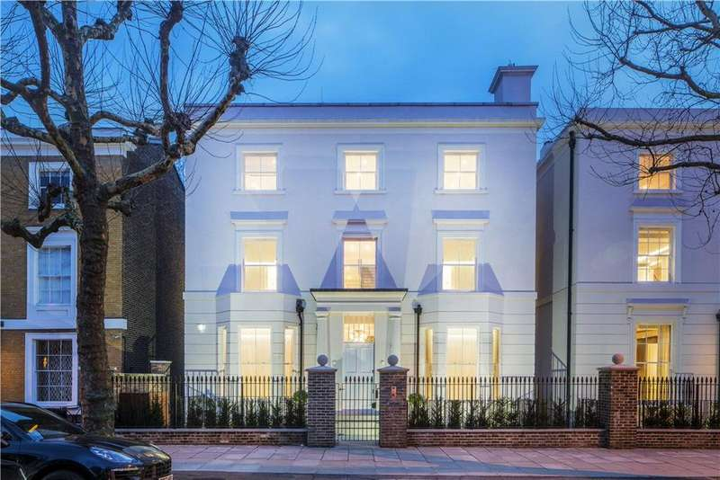 6 Bedrooms House for sale in Hamilton Terrace, London, NW8