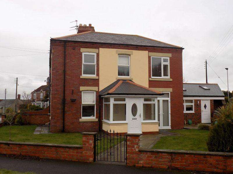 3 Bedrooms End Of Terrace House for rent in South View, Bedlington